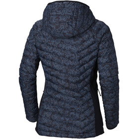 Columbia Powder Lite Light - Veste Femme - bleu/noir